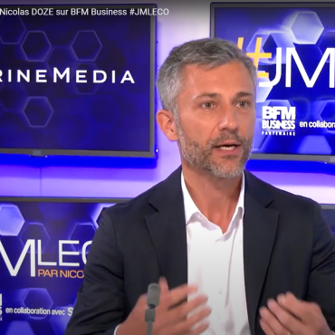 THIBAULT GUILLAUME INTERVIEWED BY BFM BUSINESS